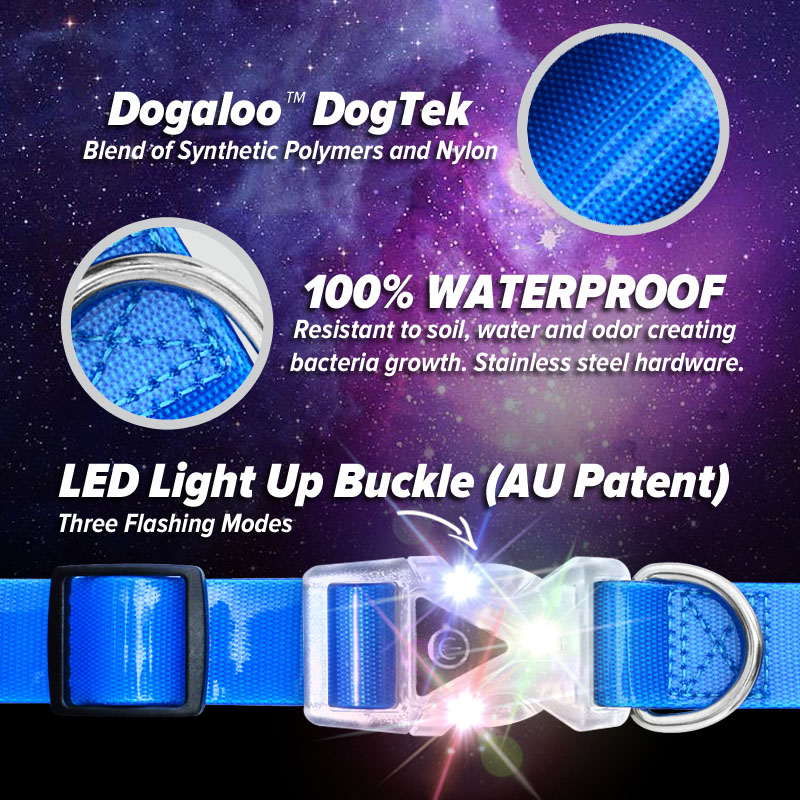 Our Patented Light Up Buckle gallery image