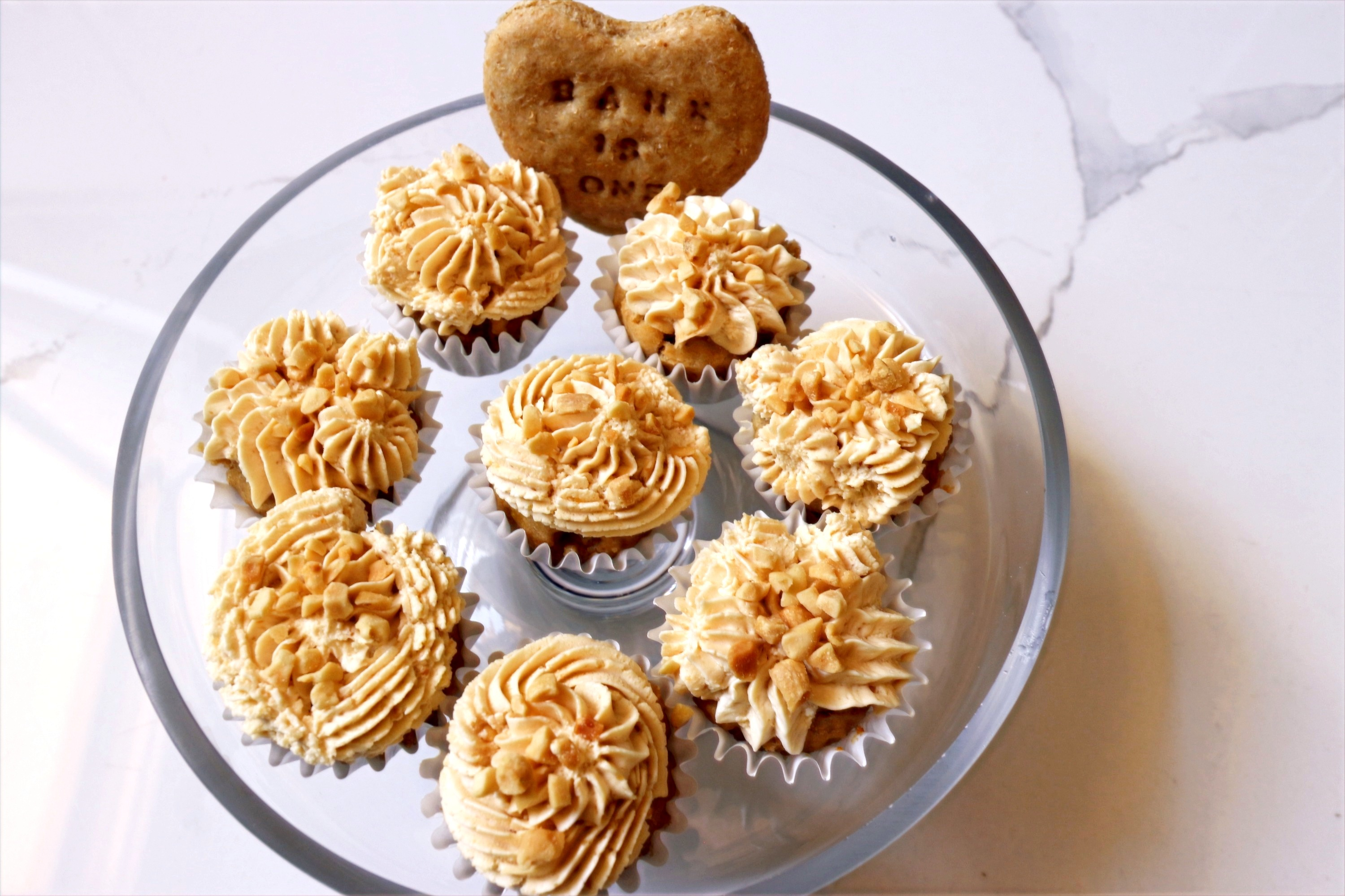 Peanut Butter Pupcakes gallery image