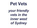 Pet Vets