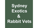 Sydney Exotics and Rabbit Vets - St Leonards