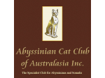 Abyssinian and Somali Cat Club of Australia Inc