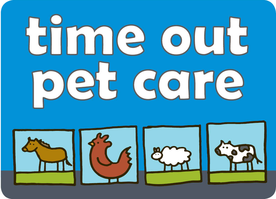 Time Out Pet Care  - In Home and On Farm, All Farm