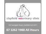 Clayfield Veterinary Clinic - Brisbane