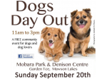 Dogs Day Out in Mawson Lakes