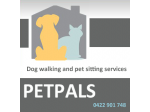 Petpals - Dog Walking & Pet Sitting Sydney