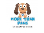 More Than Paws - Quality Pet Products & Accessories