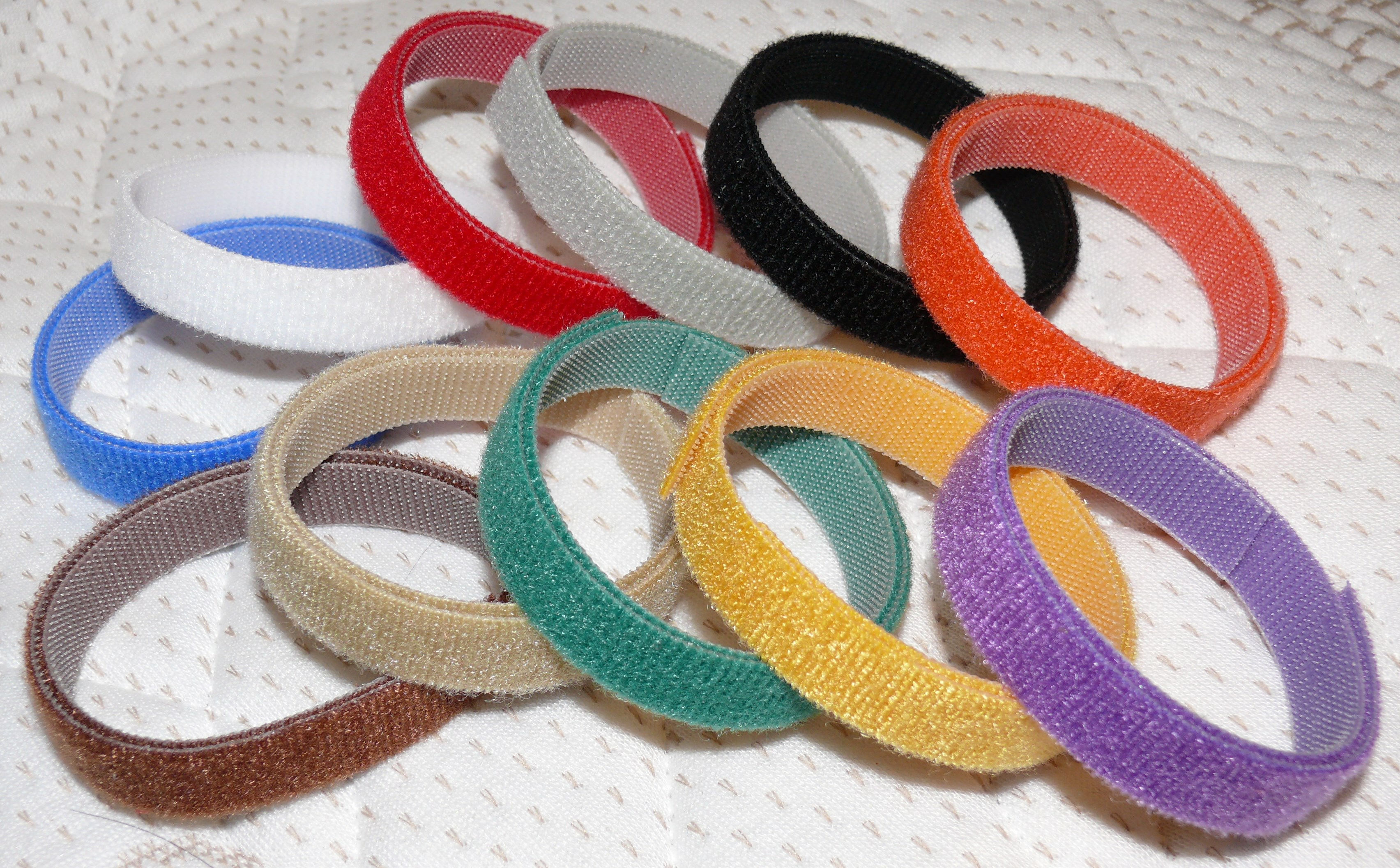 Velcro Litter Bands gallery image