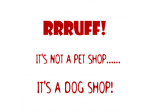RRRUFF! Dog Shop - Dog Coats, Harnesses, Dog Collars & Leads, Dog Beds - Online Shop