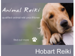 Hobart Reiki for Animals