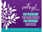 Pet Angel - Pet Funerals, Pet Cremations, Pet Caskets, Urns and Products.