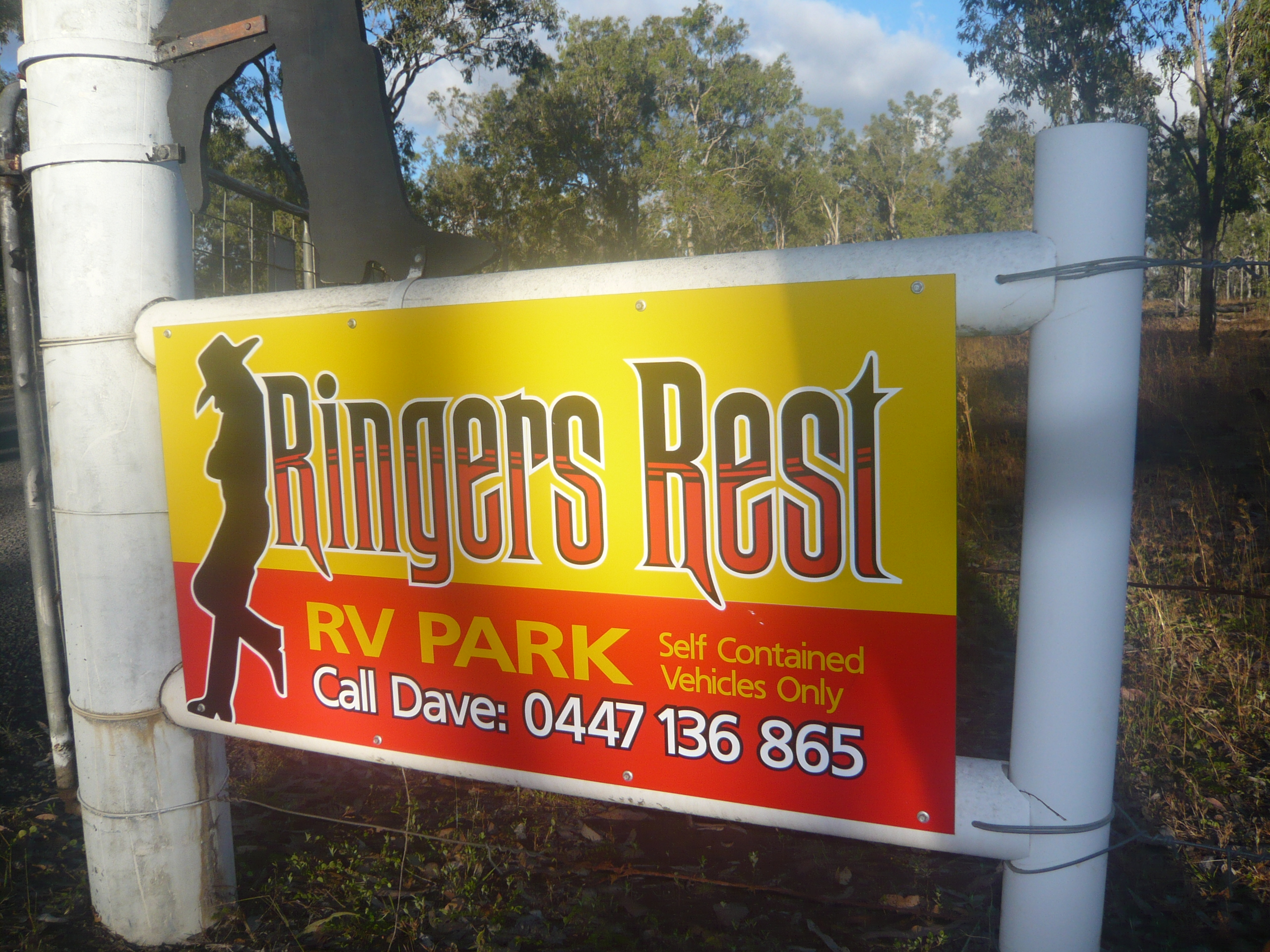 Welcome to Ringers Rest RV Park, Mareeba, QLD 4880