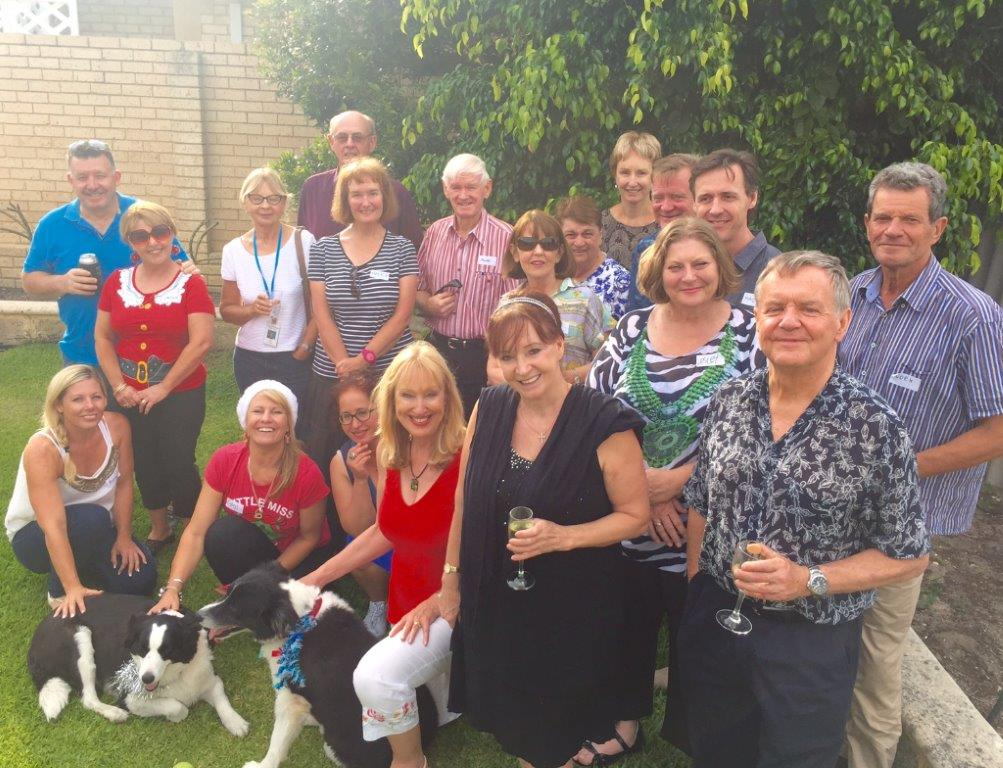 Just some of the Wonderful Team of Housesitters! gallery image