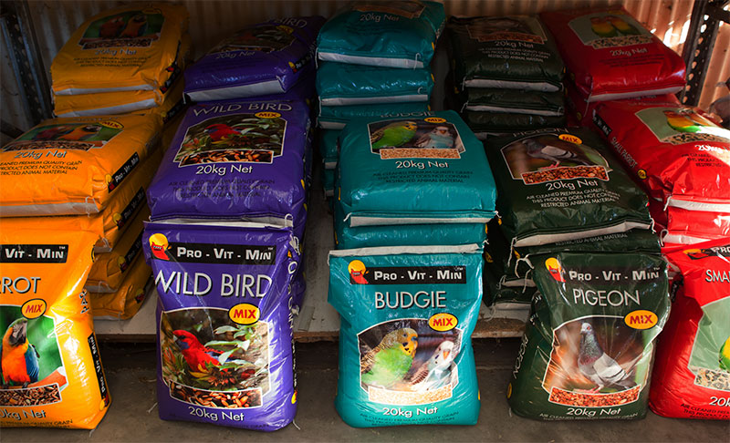 Bird Feed gallery image
