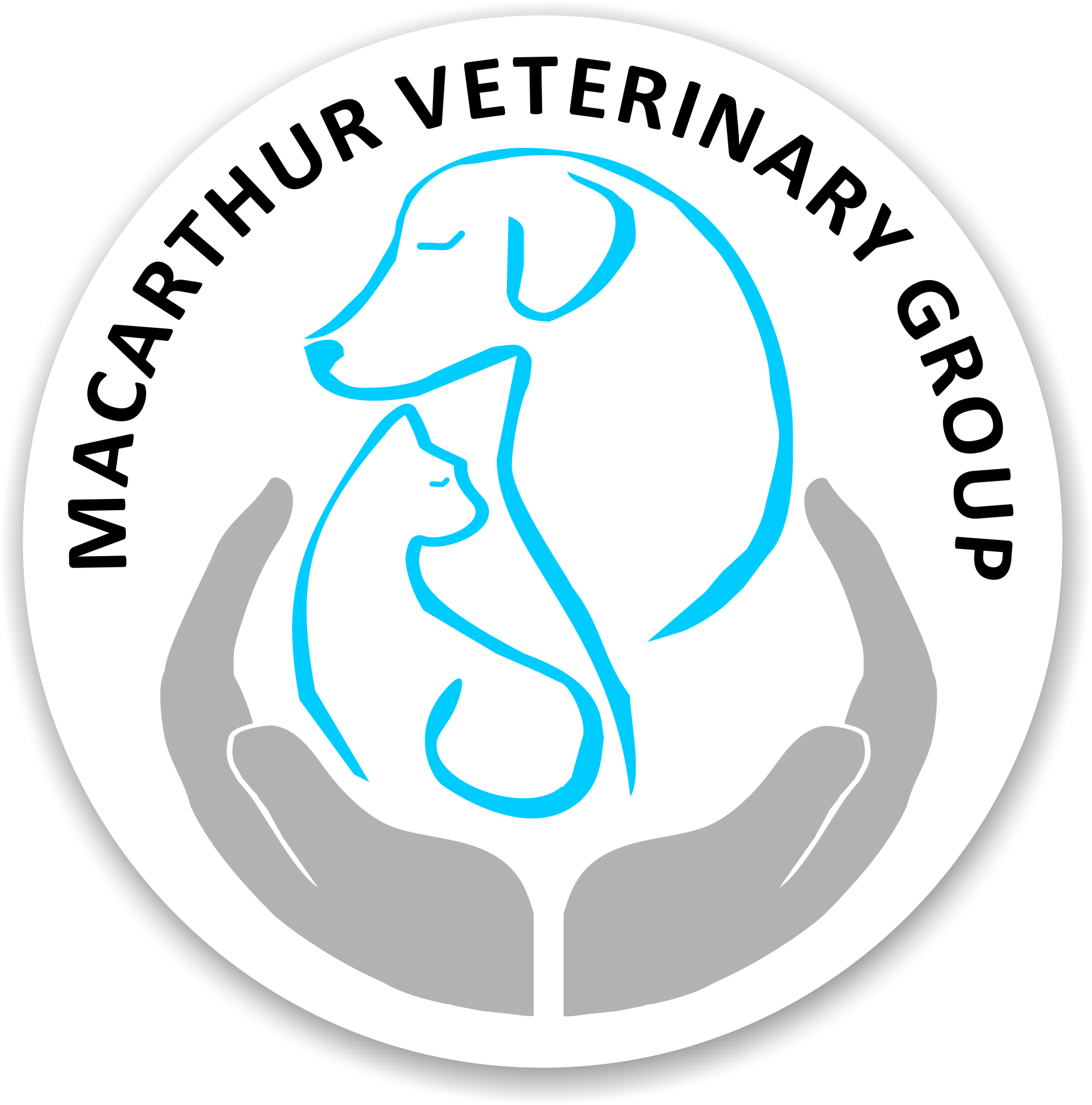 Macarthur Veterinary Group Logo