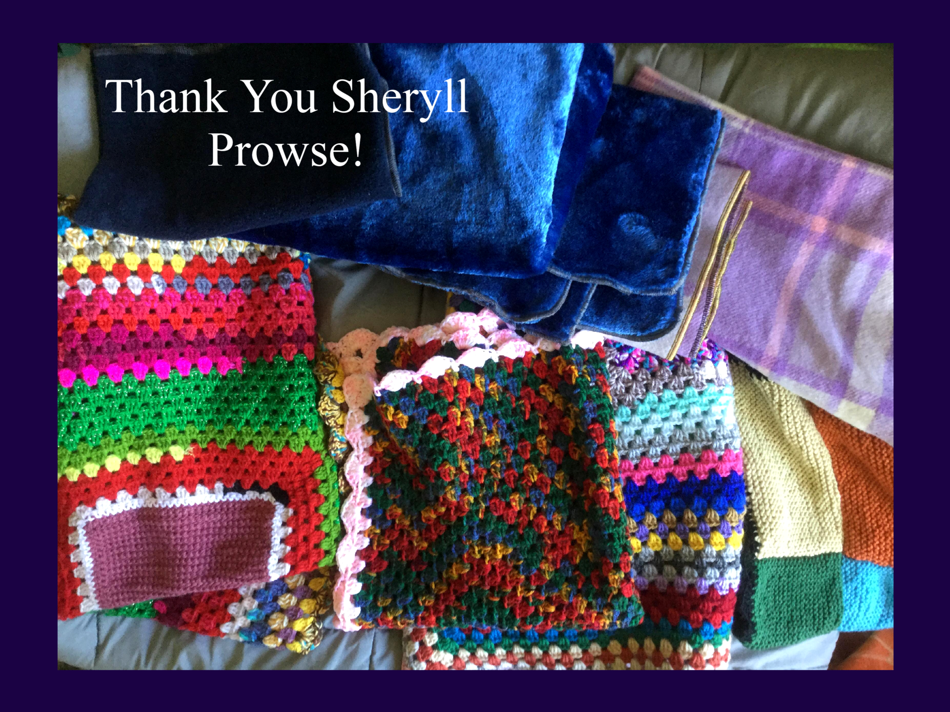 Sheryll's Beautiful Blankets gallery image