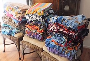 Blankets for Rescues- from Helen gallery image