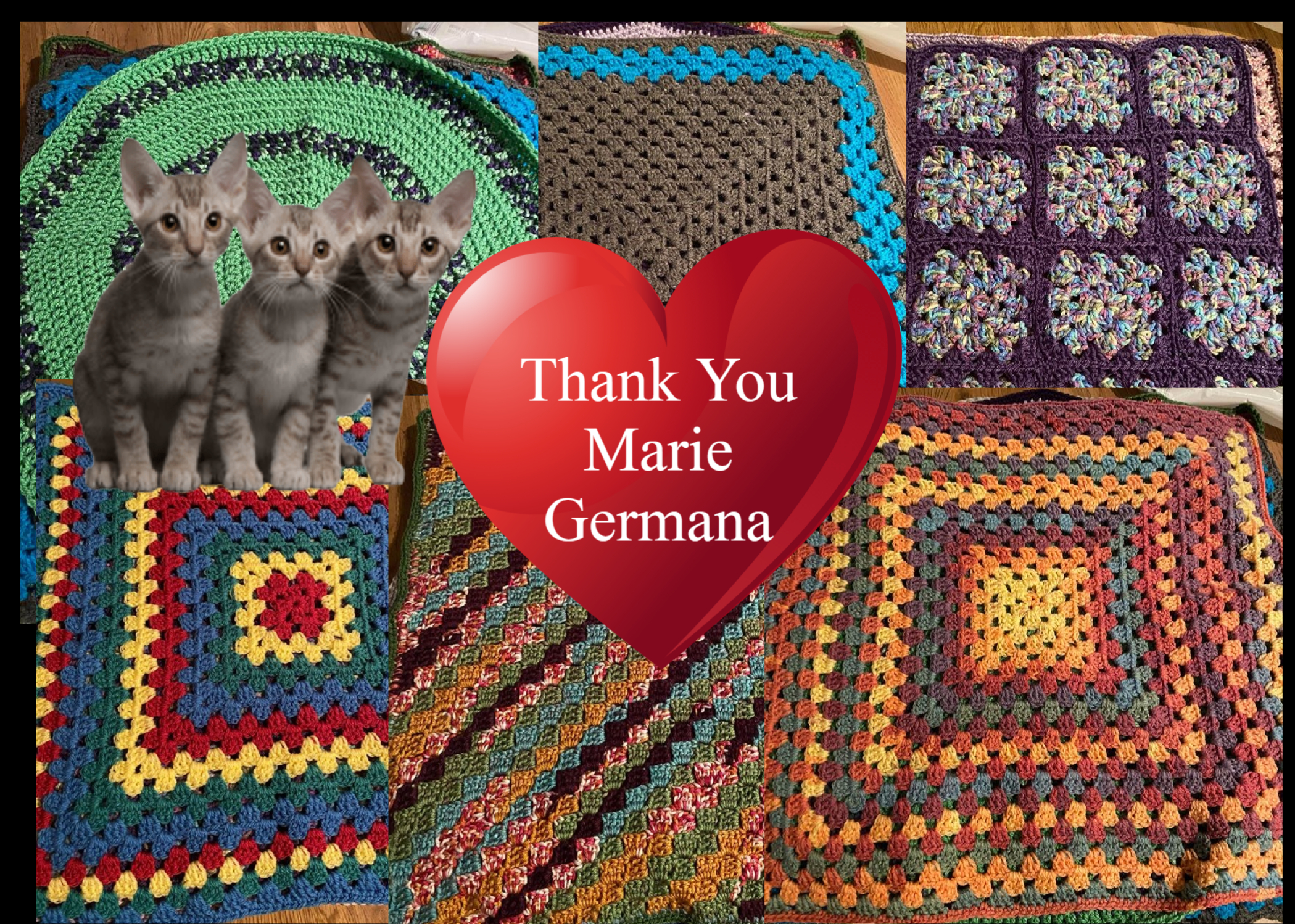 Marie's Beautiful Blankets gallery image