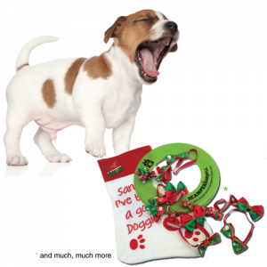 Christmas Bow Wow - for dogs gallery image