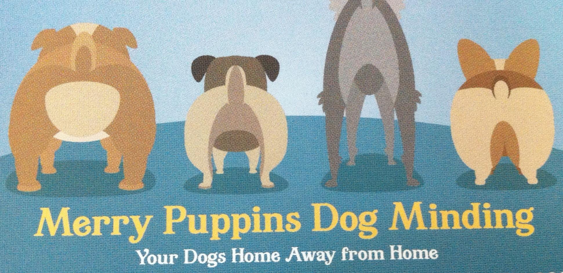 Merry Puppins Dog Minding