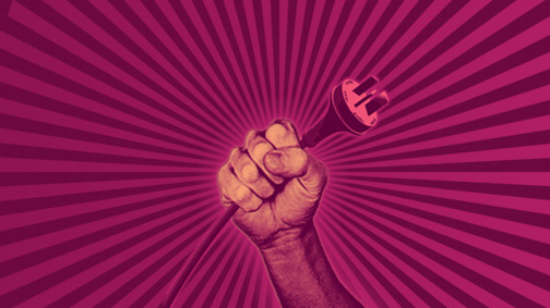 Powershop partner with GetUp!