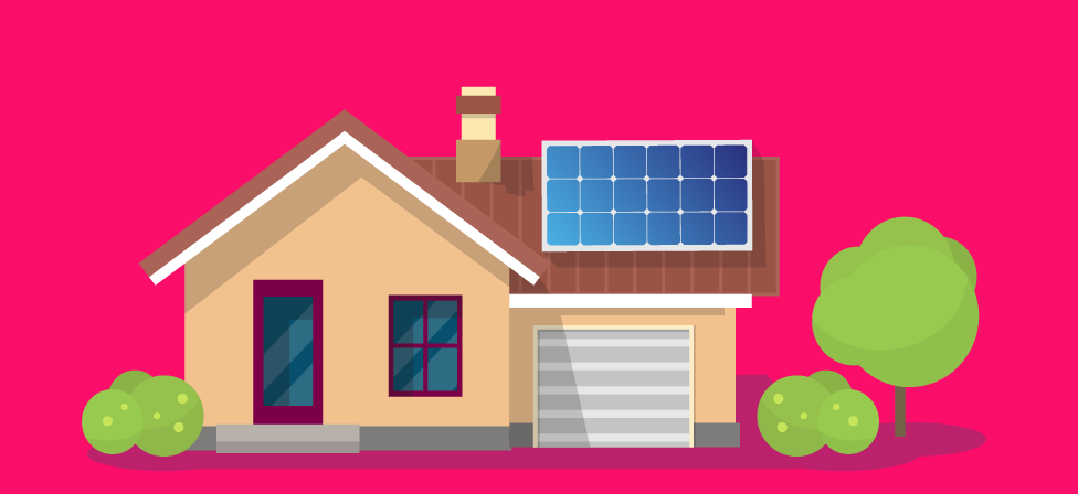 Integrating solar into the Powershop App