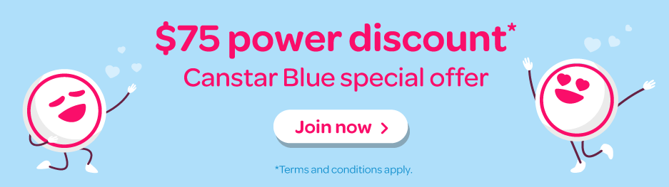 power discount canstar blue special offer