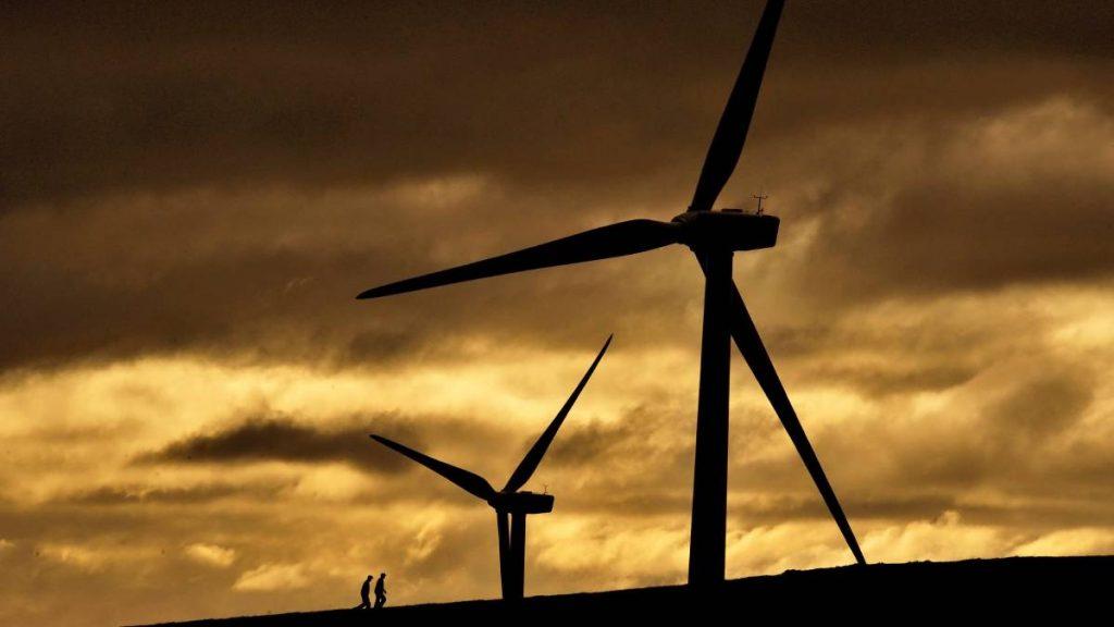 Salt Creek Wind Farm