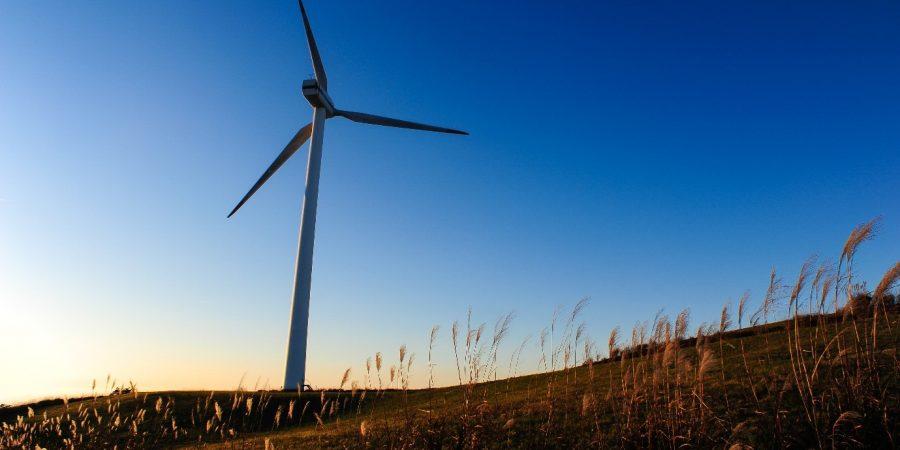 Crudine Ridge Wind Farm