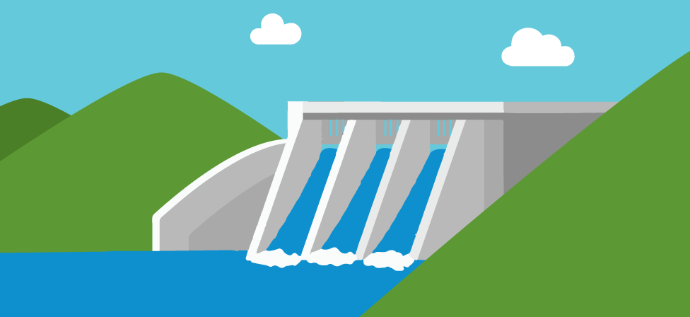 What do power and water have in common? Hydro know?!