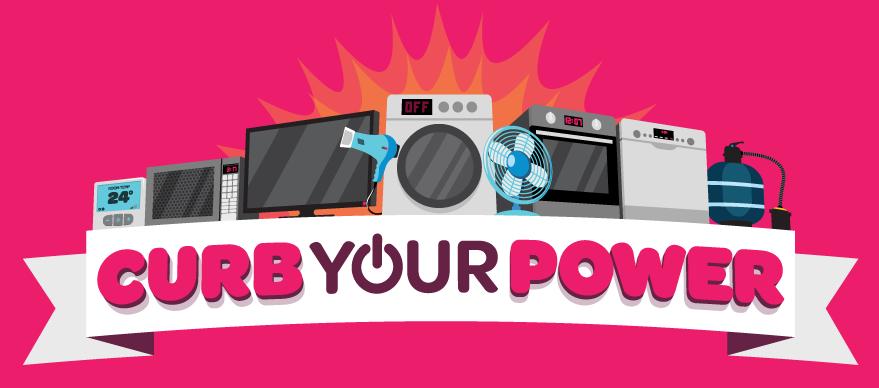 Banne rimage of Curb Your Power - Powershop's Demand Response program