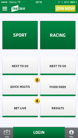 Tab betting app invedit download 1-3 2-4 betting system