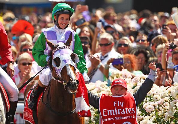 Melbourne Cup 2015 Horses