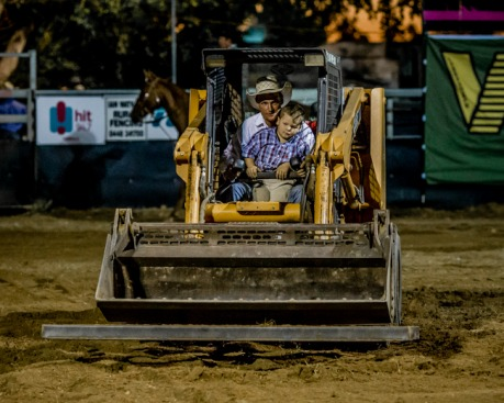 Emerald Easter Sunflower Festival Rodeo 2017