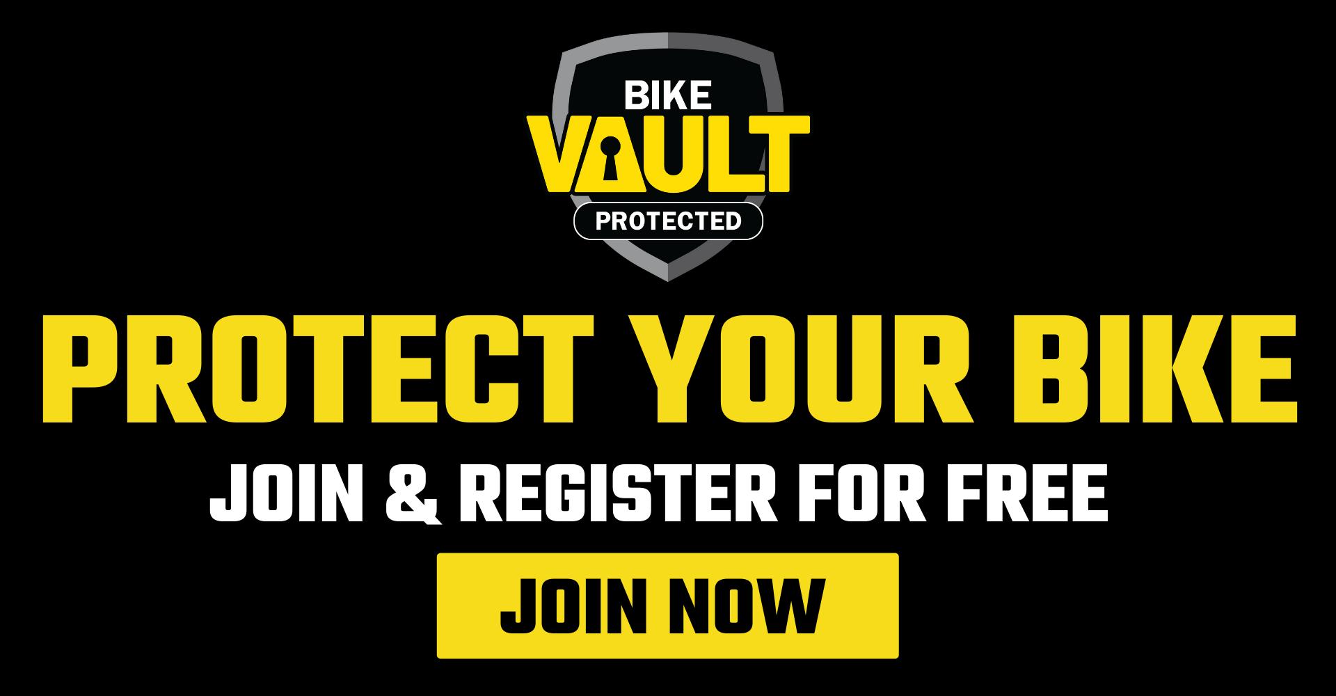 Join BikeVAULT