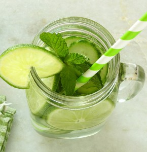 Lime&MintWater
