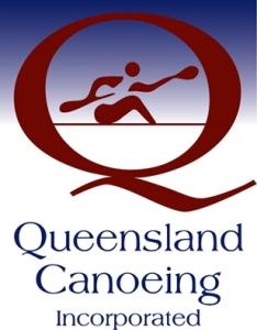 Qld Canoeing logo