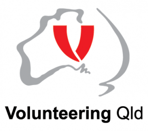 Volunteering Qld Logo Vertical White HQ