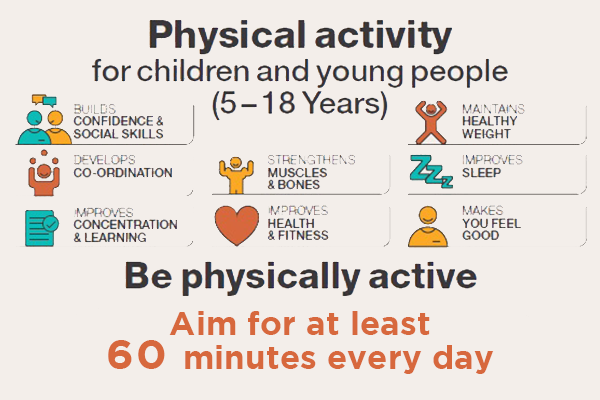 Start Active, Stay Active - QORF