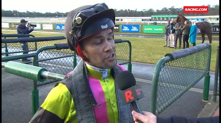 Bendigo Race 8 (Post Race Interview) - Michael Walker - 23.7.17