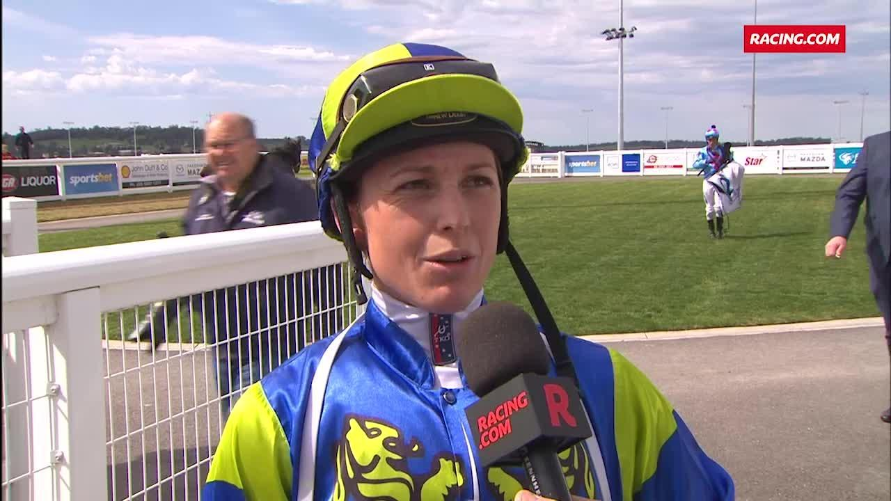 Sigrid Carr - Jockey Profile RACING COM