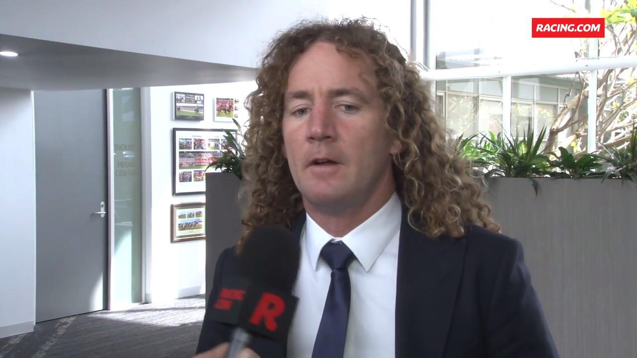 Ciaron Maher Statement