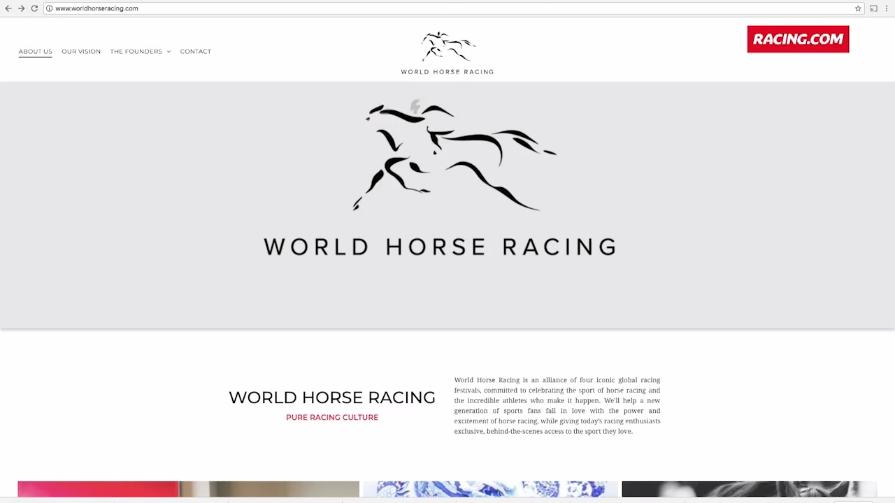 VRC launches World Horse Racing