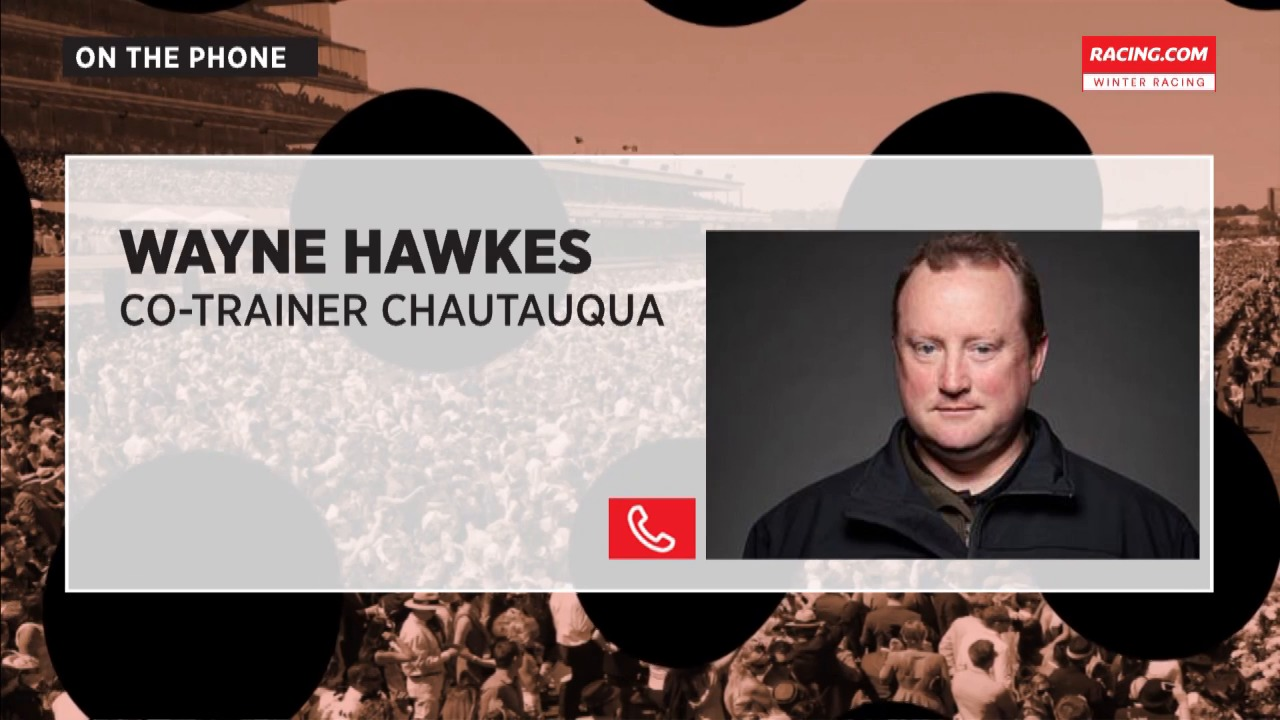 Hawkes on Chautauqua