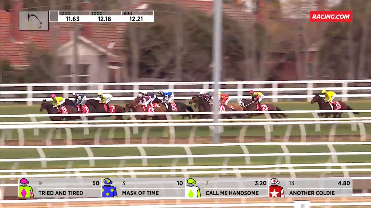 Plein Ciel wins the last