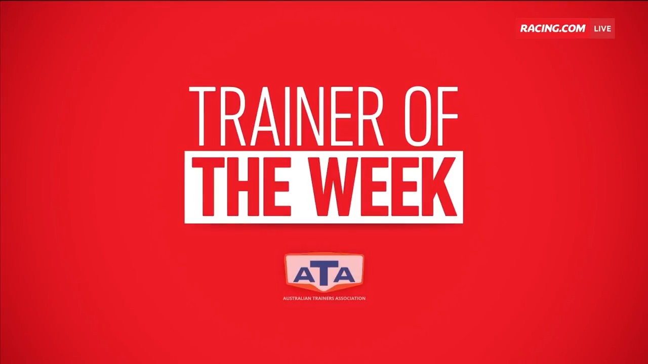 ATA Trainer of the Week - Kevin Corstens