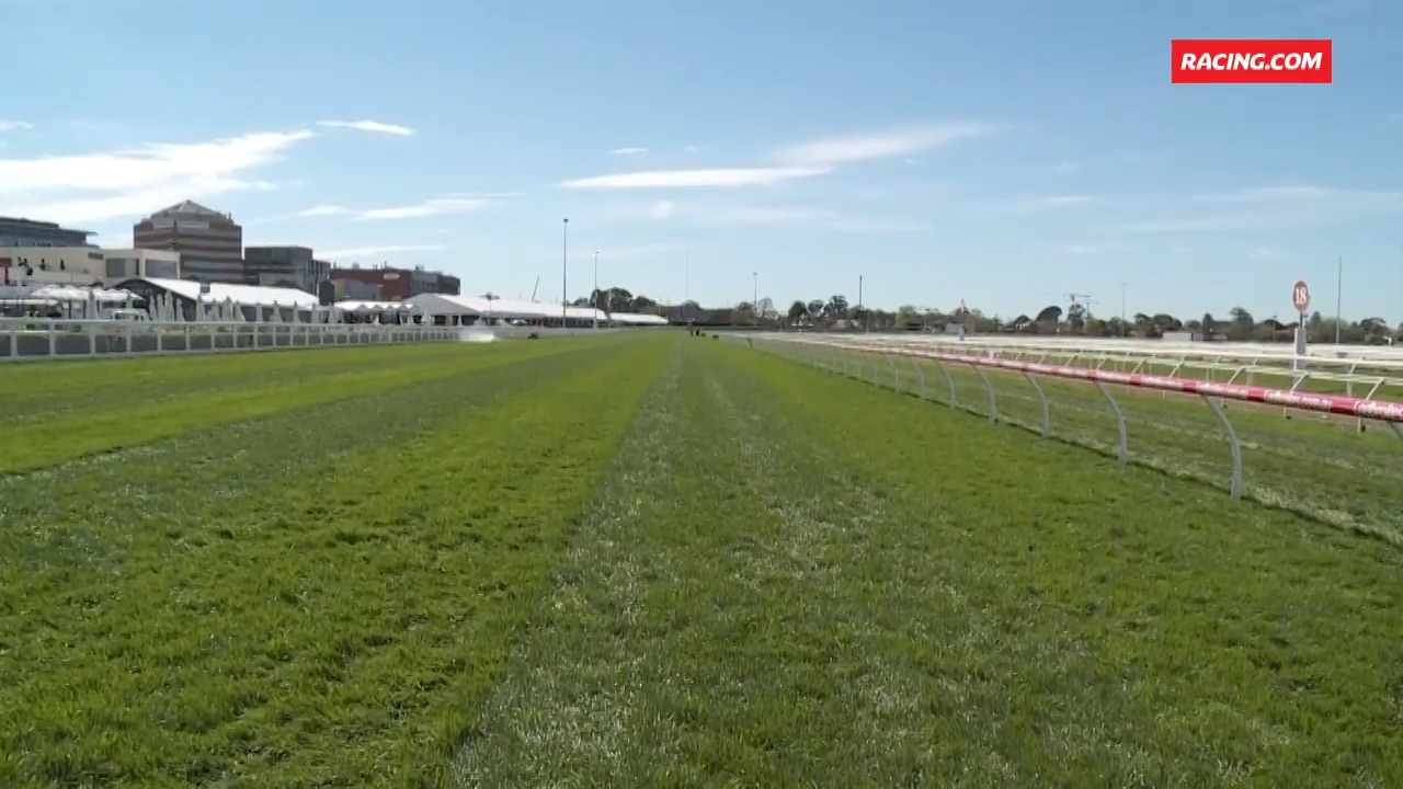 Caulfield Cup Day Track Report