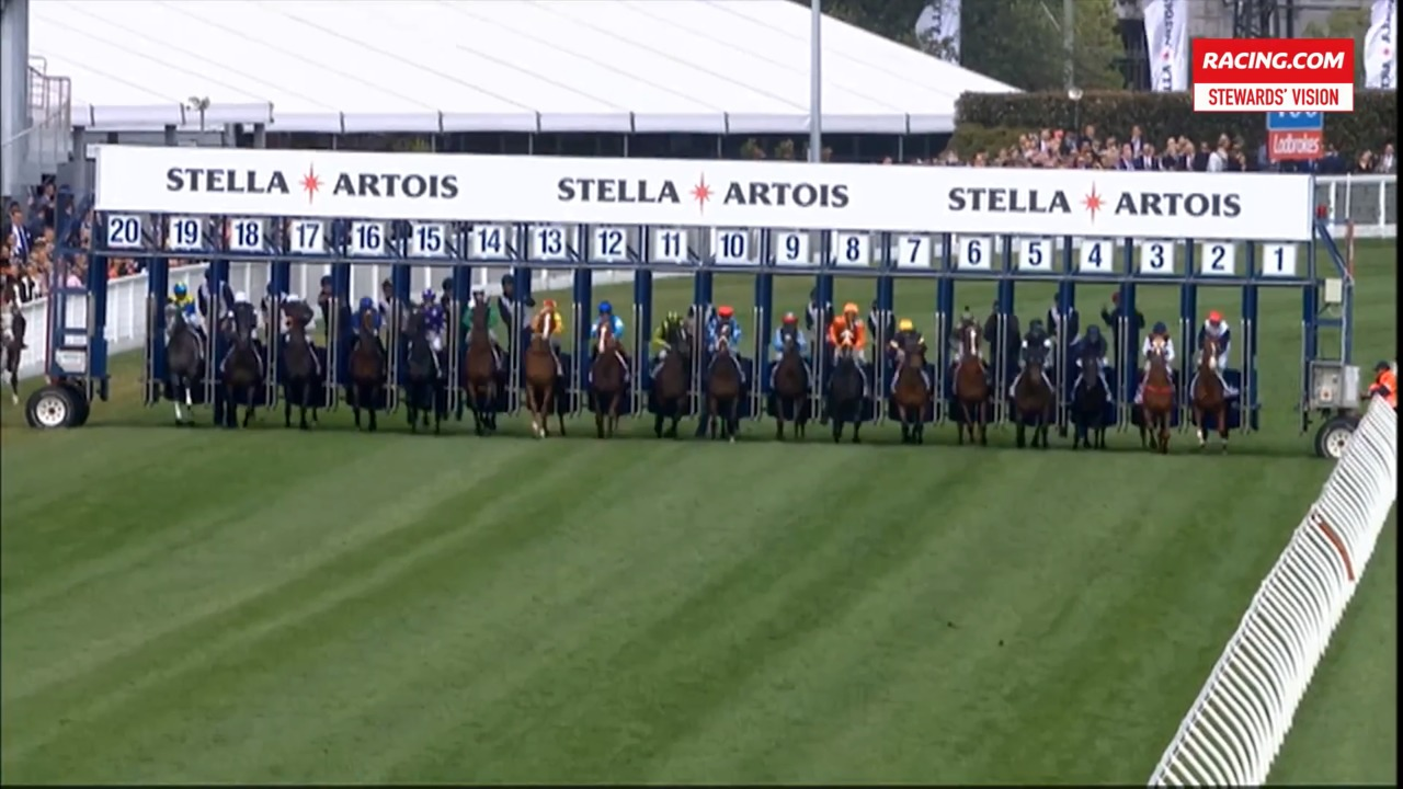 Caulfield Cup - Stewards Vision - 20.10.18