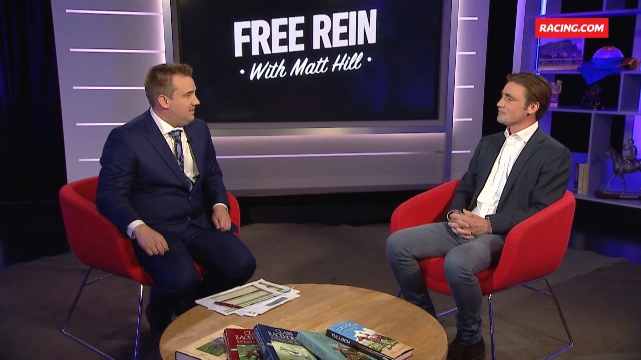 Free Rein with Matt Hill - 18.2.19