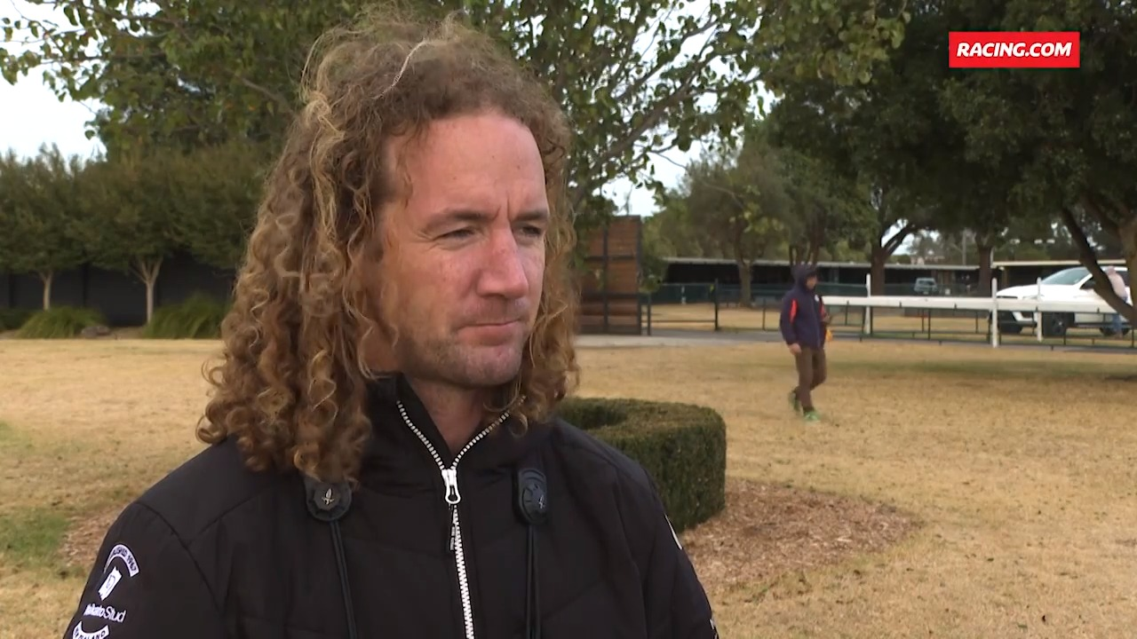 Ciaron Maher on Groot