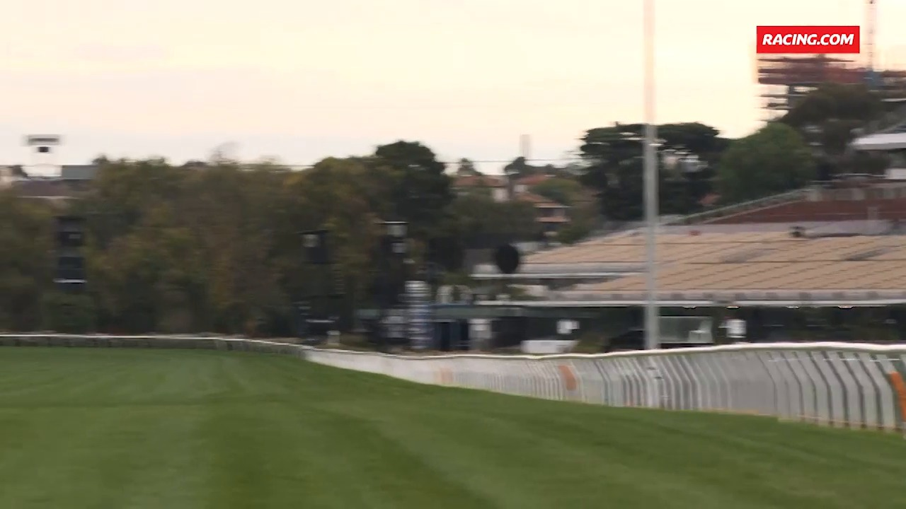 Flemington Track Report